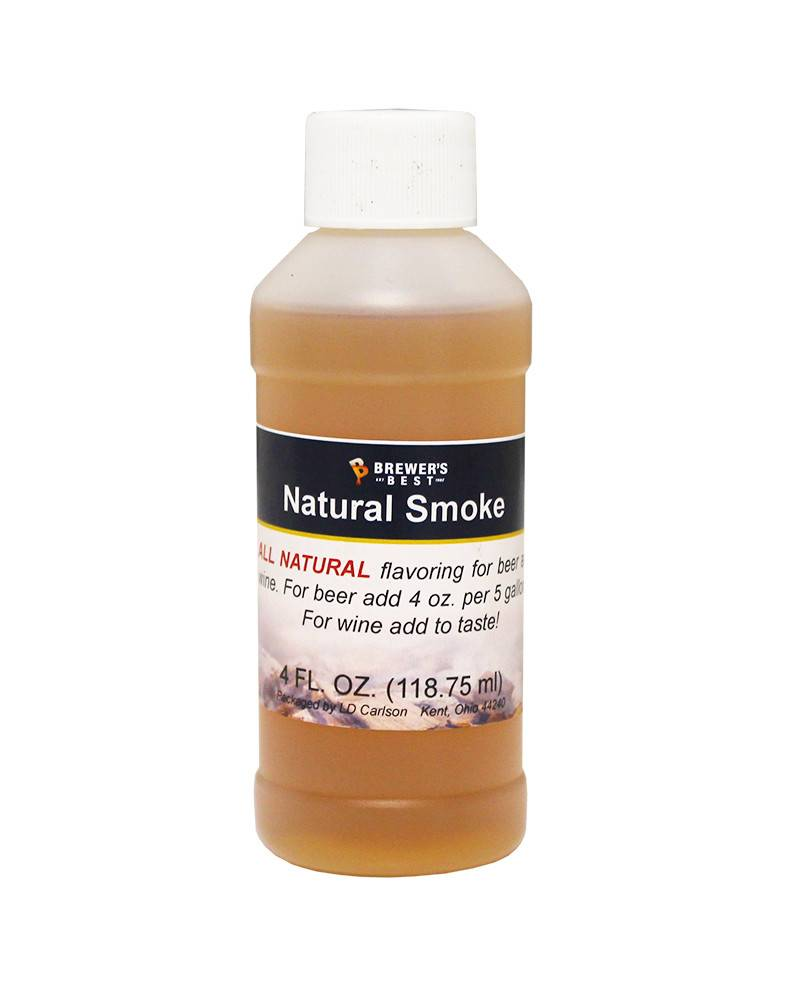 4 oz Natural Smoke Flavoring Extract