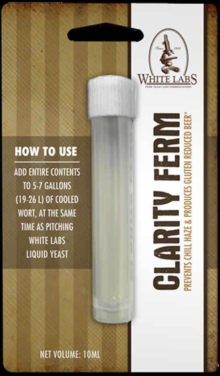 White Labs White Labs Clarity-Ferm, 10mL