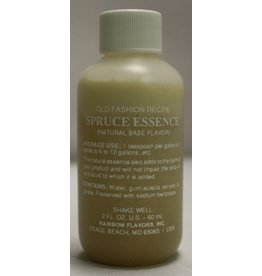 Rainbow Flavors Spruce Essence, 2 oz