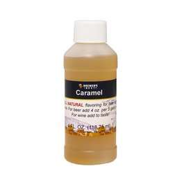 Brewer's Best Natural Caramel Flavoring extract, 4 oz