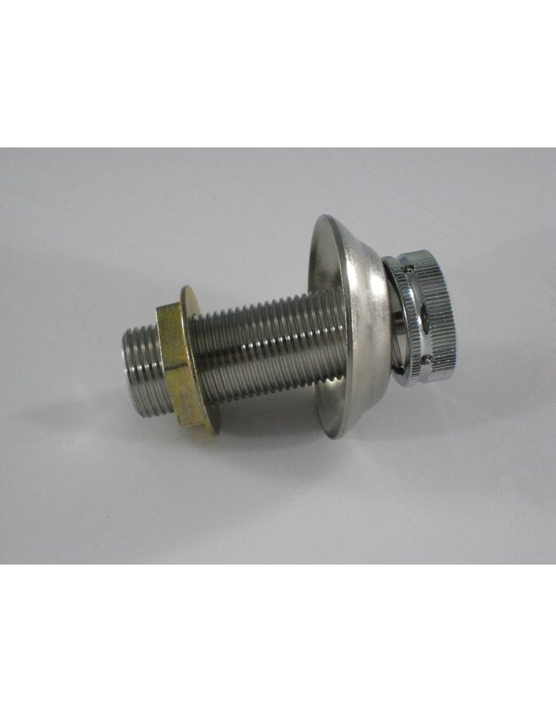 "3""x1/4"" Bore, Stainless Steel Shank Assembly"