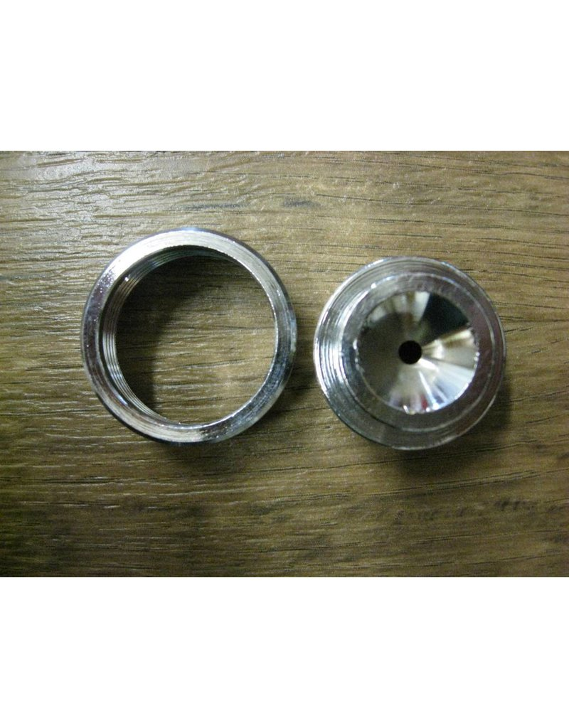 Faucet Adapter & Coupling Nut Kit