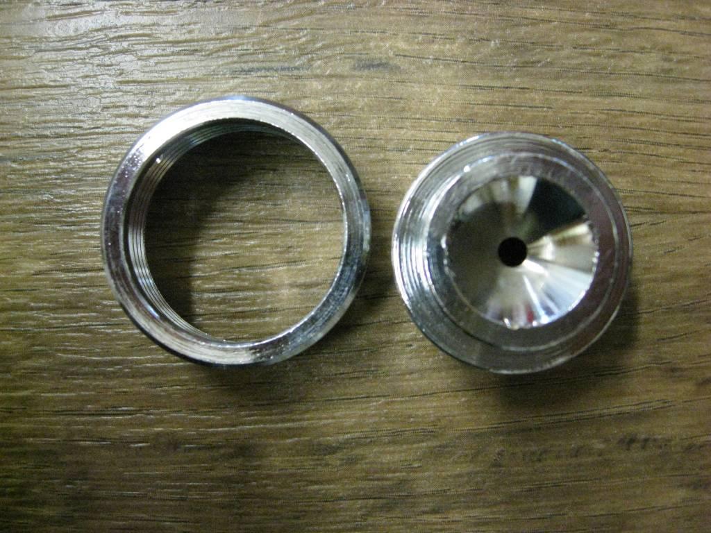 Faucet Adapter & Coupling Nut Kit