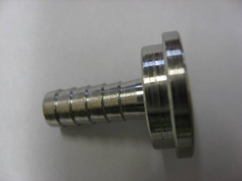 3/16 Stainless Steel Tailpiece