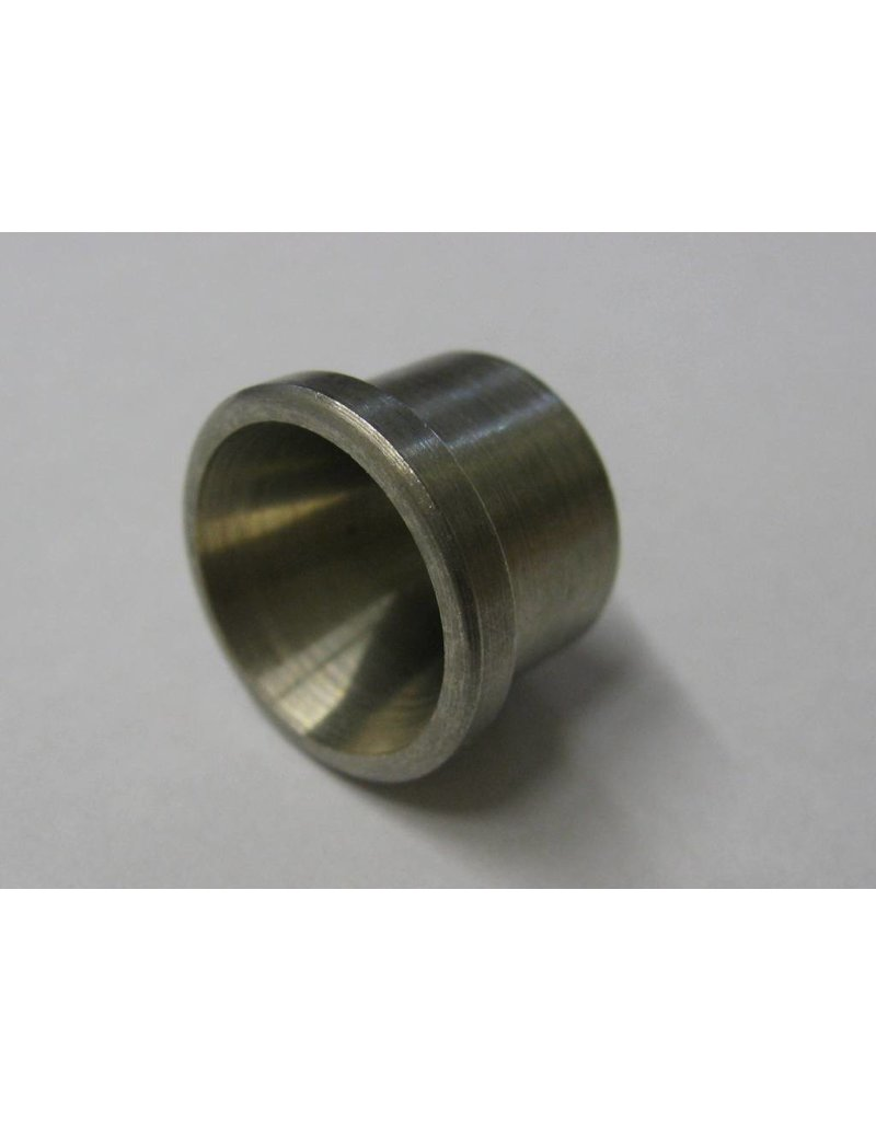 """Chrome Plated Brass Ferrules for 1/4"""" ID SS Tubing"""