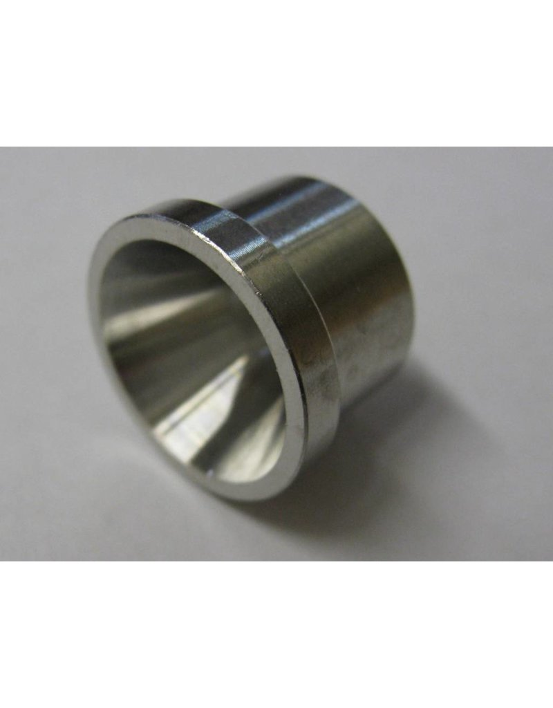 "Chrome Plated Brass Ferrules for 5/16"" ID SS Tubing"