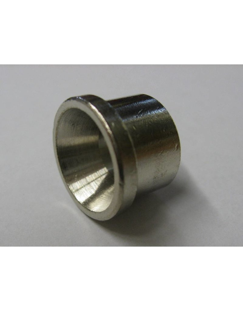 "Chrome Plated Brass Ferrules for 3/8"" ID SS Tubing"