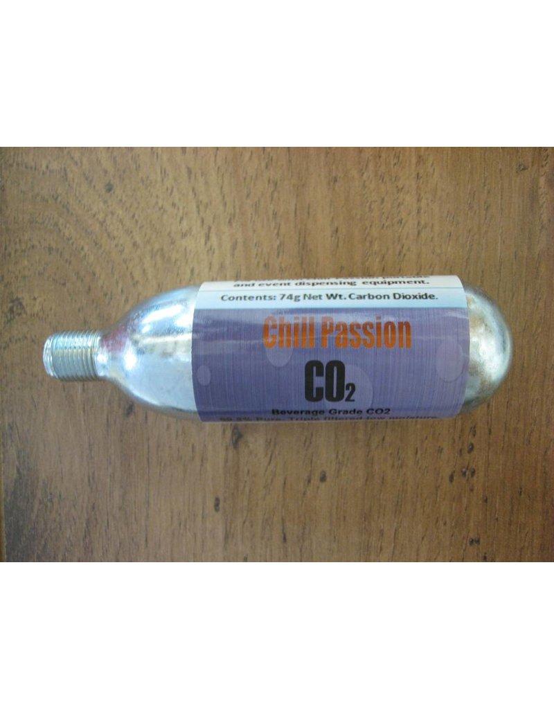 74 gram CO2 Cylinder