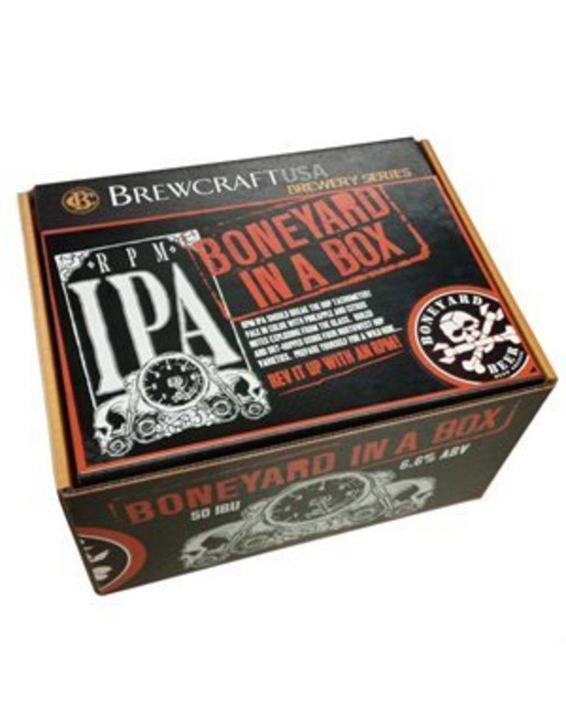 Boneyard RPM IPA: Brewcraft Brewery Series Recipe Pack