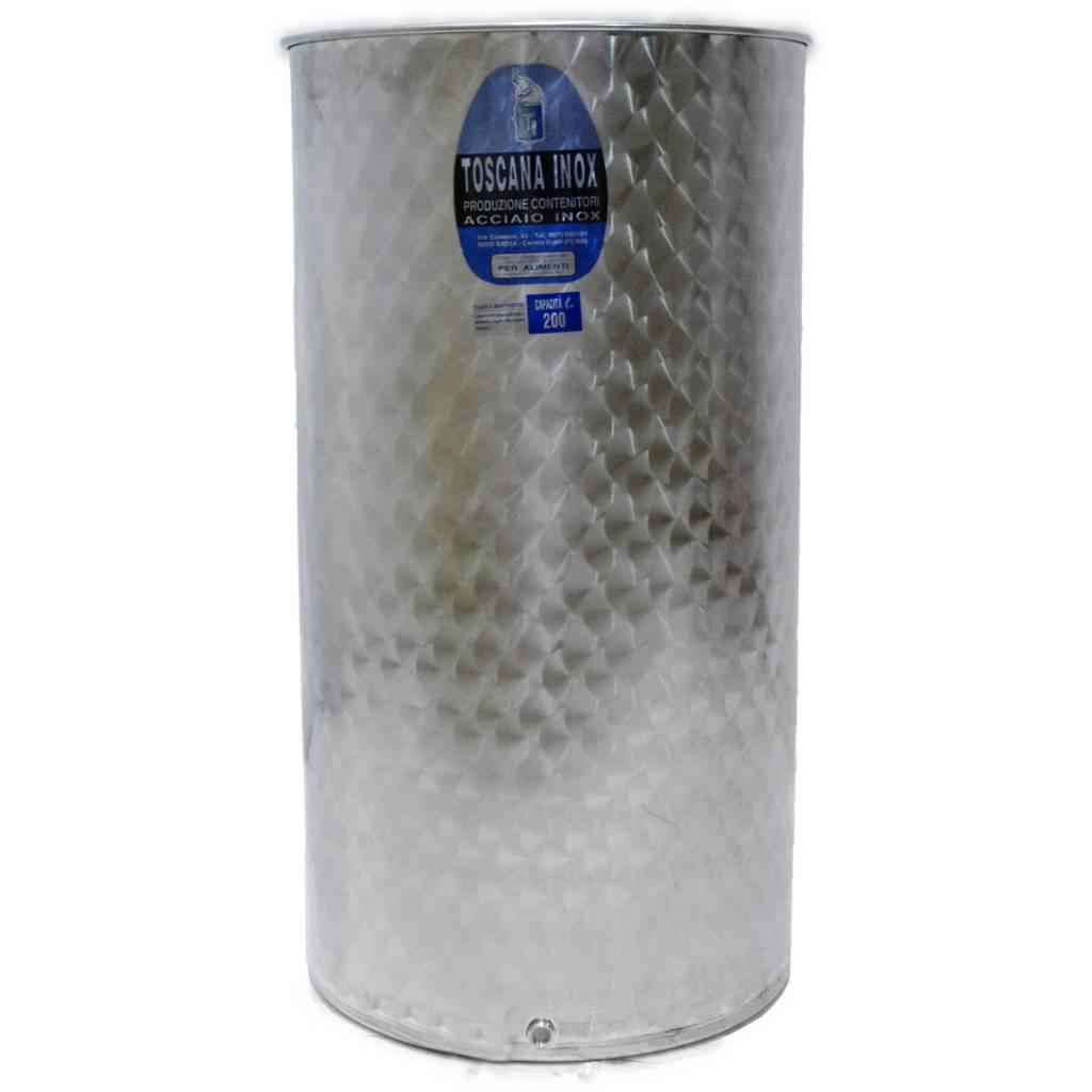 200 L Variable Capacity Stainless Steel Tank/Fermenter