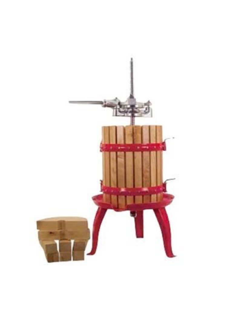 Fruit Press, #30, 12 x 18 Basket