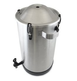 8 Gallon Stainless Steel Fermenter