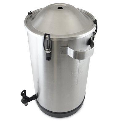 8 Gallon Stainless Steel Fermenter