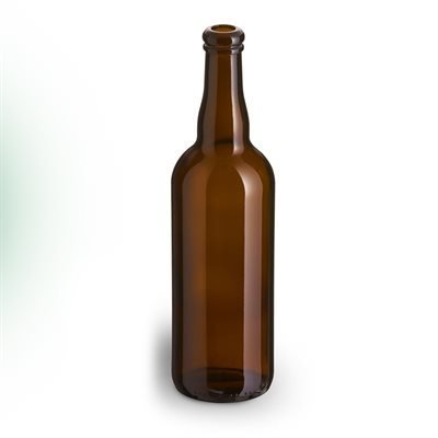 750ml Belgian Beer Bottle, cs/12