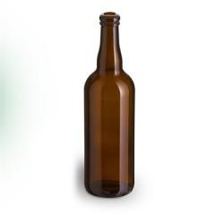 750ml Belgian Beer Bottle