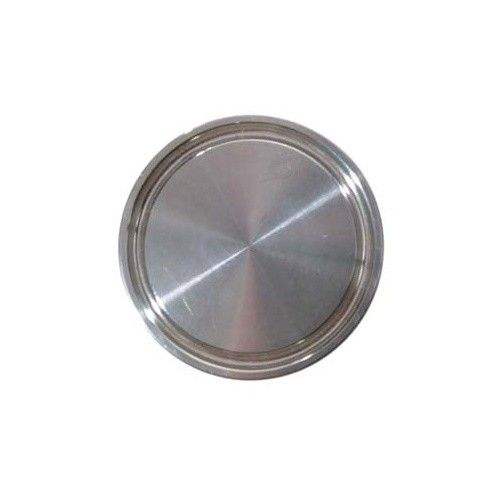 """1.5"""" Tri-Clamp End Cap, Stainless Steel"""