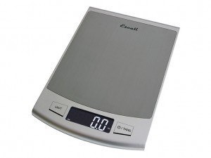 Escali 22 LB. Capacity Digital Scale