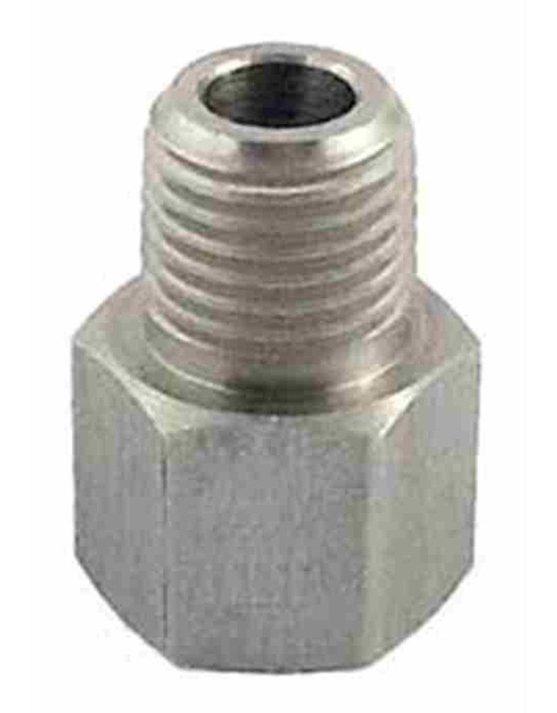 Ball/Pin 1/4MPT Gas/Liquid Adapter