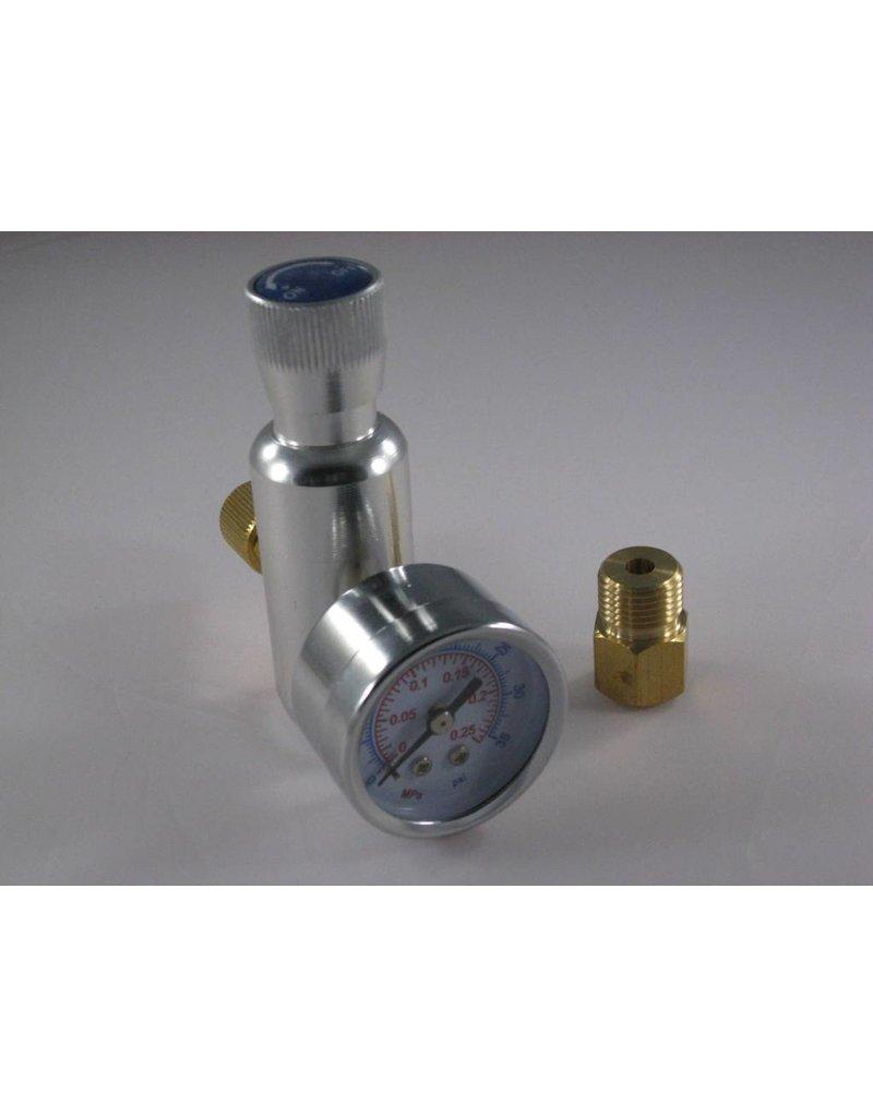Mini CO2 Regulator w/Adapter