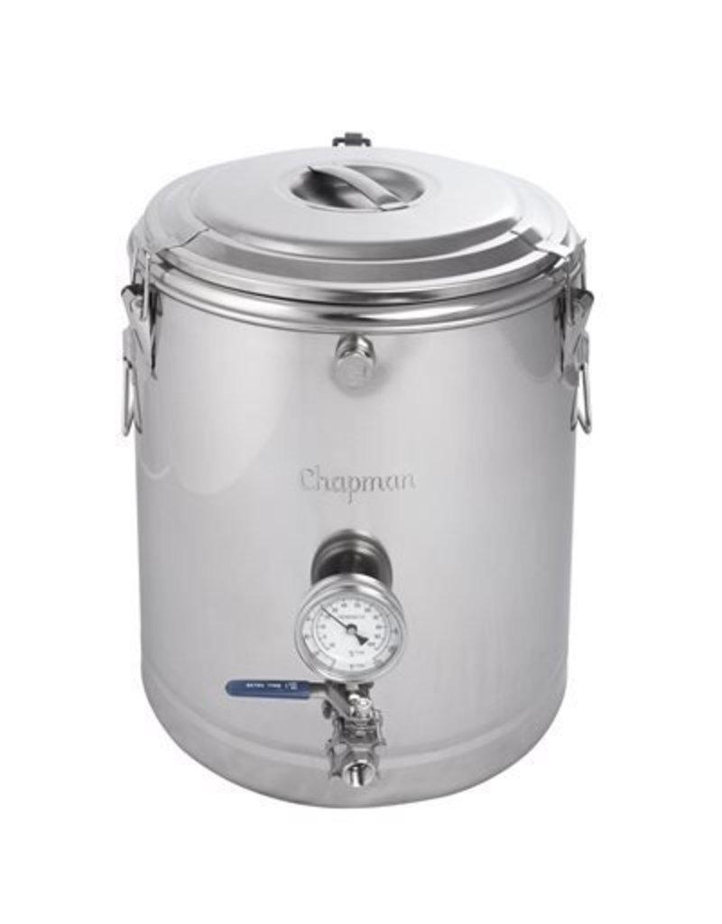 10 Gallon ThermoBarrel Mash Tun
