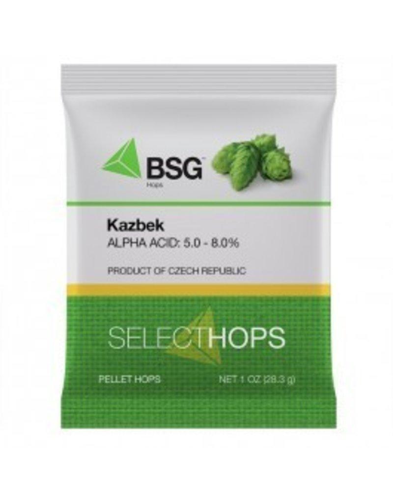 BSG HandCraft Kazbek Hop Pellets 1 oz.