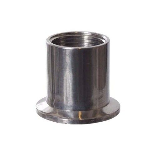 "1.5"" Tri-Clamp x 1"" FPT, Stainless Steel"