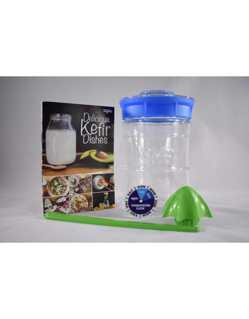 Kefirko Kefirko, Kefir Making Kit, Light Blue