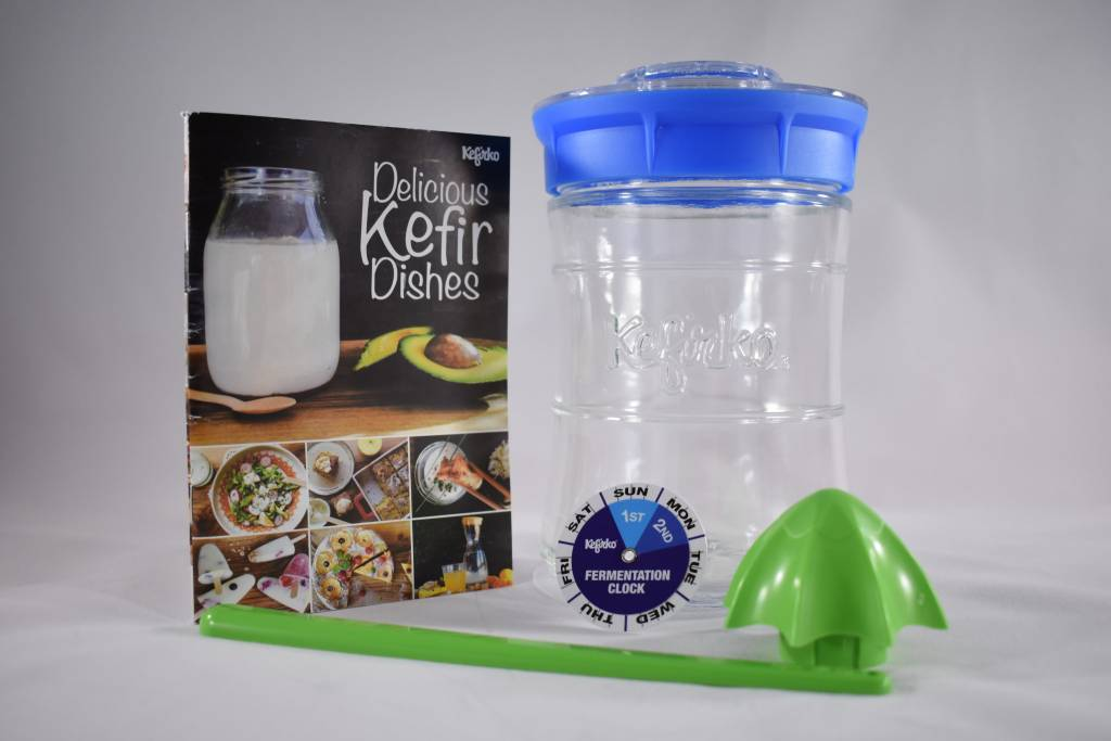Kefirko Kefirko, Kefir Making Kit, Light Blue