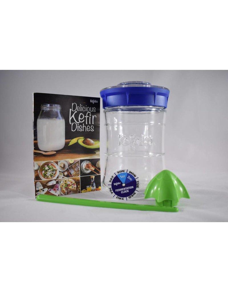 Kefirko Kefirko, Kefir Making Kit, Dark Blue