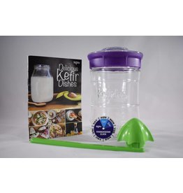 Kefirko Kefirko, Kefir Making Kit, Violet