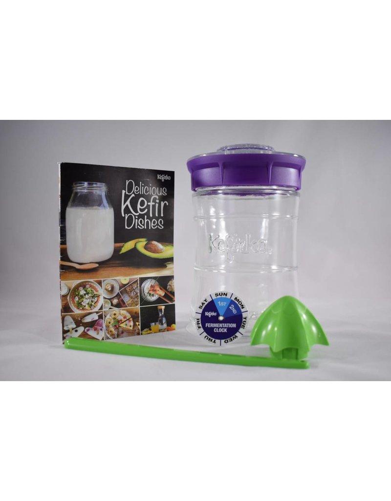 Kefirko Kefirko, Kefir Making Kit, Violet