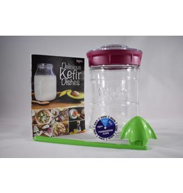 Kefirko Kefirko, Kefir Making Kit, Pink