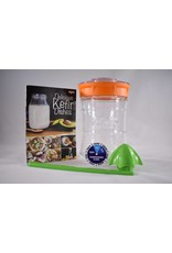 Kefirko Kefirko, Kefir Making Kit, Orange