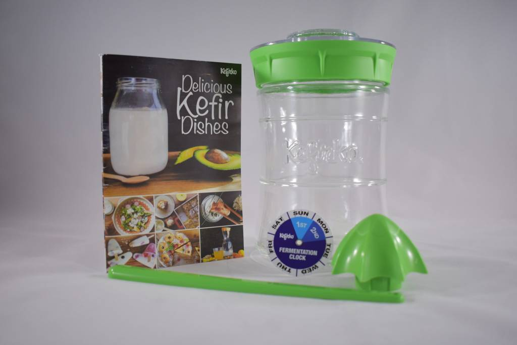 Kefirko Kefirko, Kefir Making Kit, Green