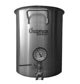 10 Gallon Heavy Kettler Brew Pot