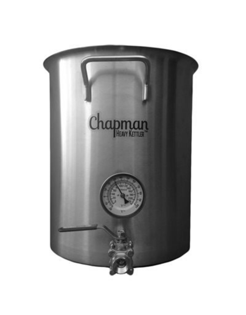 10 Gallon Heavy Kettler Brew Pot
