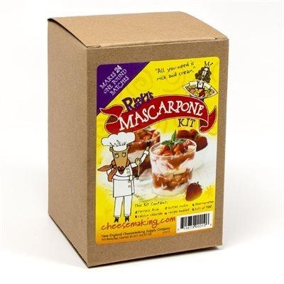 New England Cheesemaking New England Cheesemaking - Mascarpone Kit