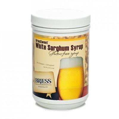 Briess Malt Sorghum Liquid Malt Extract (LME), 3.3 lb.