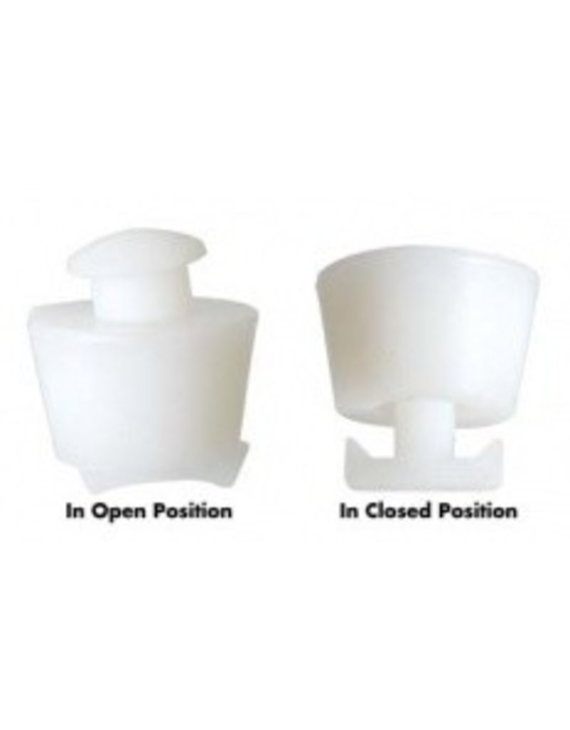 Breathable Silicone Bung- Small Barrel
