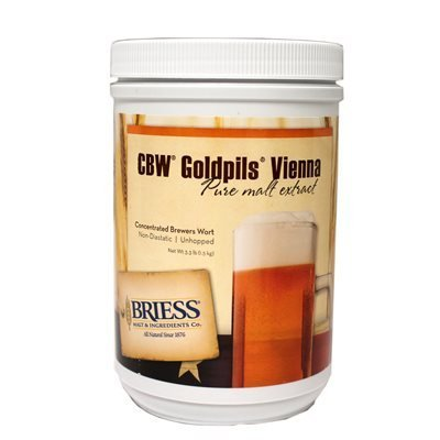 Briess Malt Goldpils Vienna LME - 3.3 lb Jar