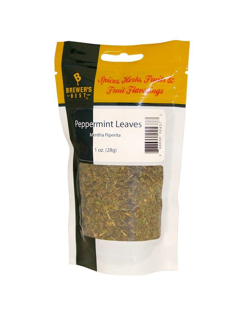 1 oz. Peppermint Leaves