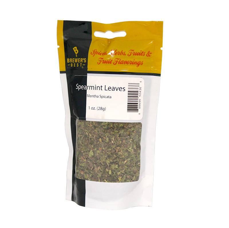 1 oz. Spearmint Leaves