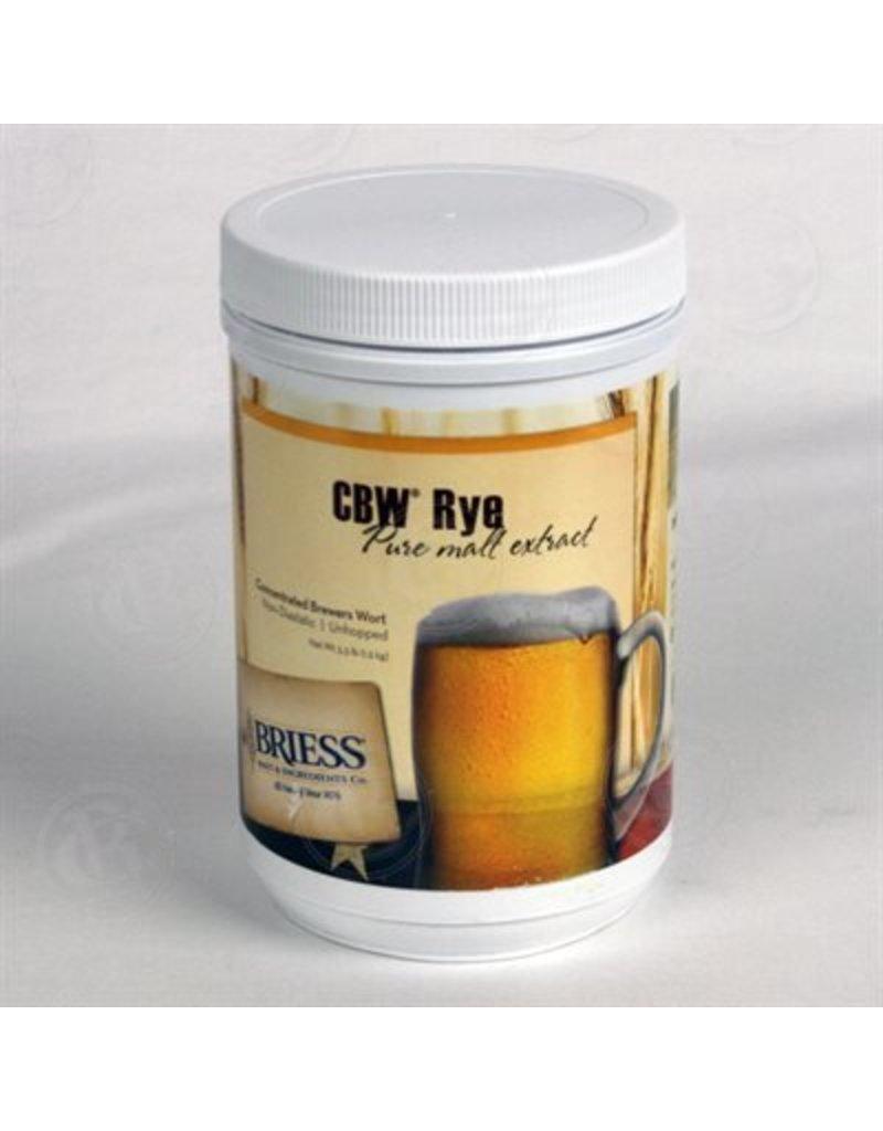 Briess Malt Rye (LME) Liquid Malt Extract - 3.3 lb Jar