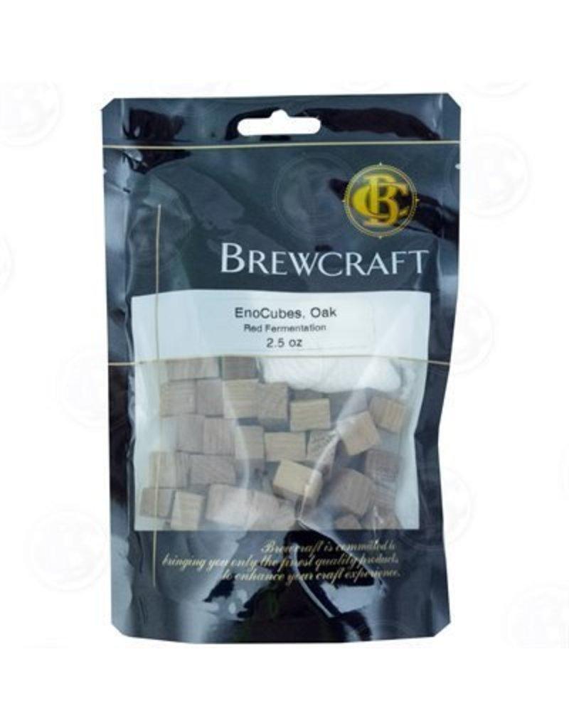 EnoCubes, Oak, Red, Fermentation - 2.5 oz Package