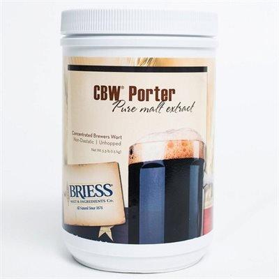 Briess Malt Porter LME - 3.3 lb Jar