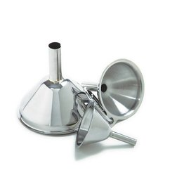 Norpro S/S Funnel Set 3PC