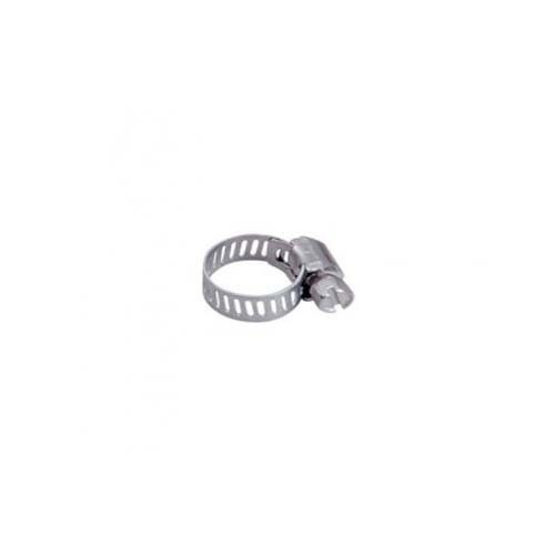 """Hose Gear Clamp - Fits 3/16"""" to 5/8"""" OD Tubing"""