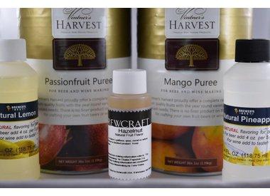 Flavorings / Purees