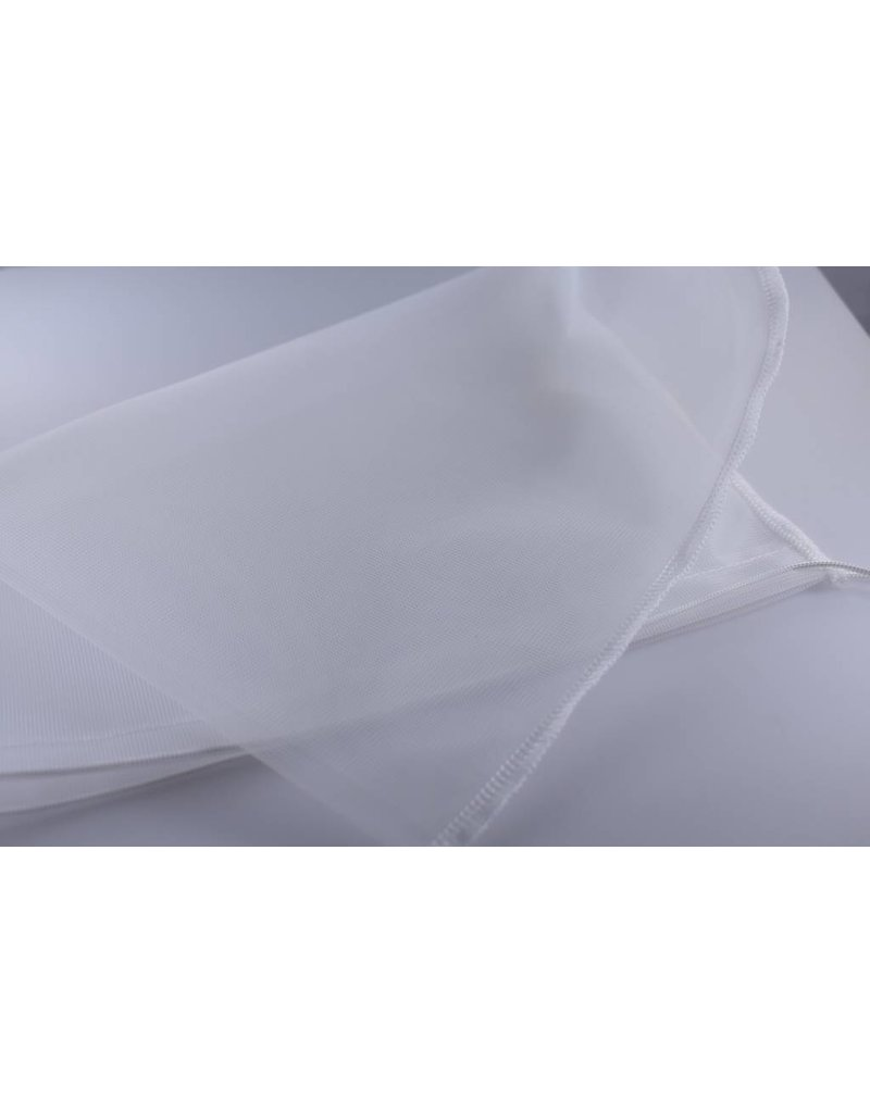 "12""x9"" Nylon Pellet Bag w/ Drawstring"