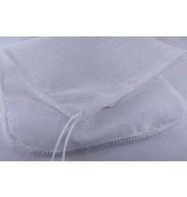 "15"" x 8"" 2 lb. Polyester Bag w/ Drawstring"
